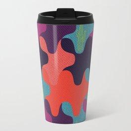 Spring Camo Travel Mug