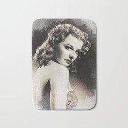 Ann Sheridan Bath Mat