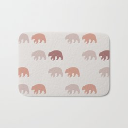 Black Bear (Orchard) Bath Mat