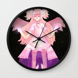Puella Magi Madoka Magica - Madoka Kaname (Goddess Form) Pillow Wall Clock