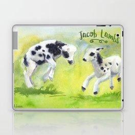 Jacob Lambs Laptop & iPad Skin