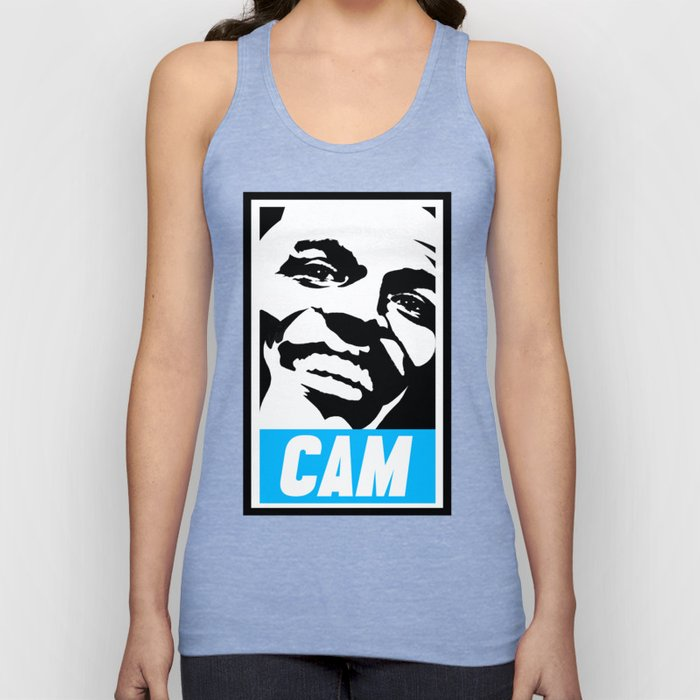 "Cam Newton ""Obey"" Unisex Tank Top"