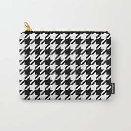 Black and white Alabama pattern university of alabama crimson tide college Carry-All Pouch