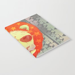 Lion Star Notebook