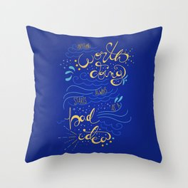 Anything Worth Doing - Nikolai Lantsov Throw Pillow