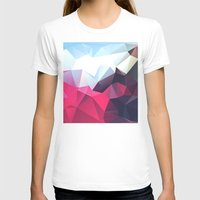 wwe T-shirts featuring Polygonal by eARTh