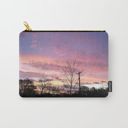 Good Morning, the Sun Says Hello Carry-All Pouch