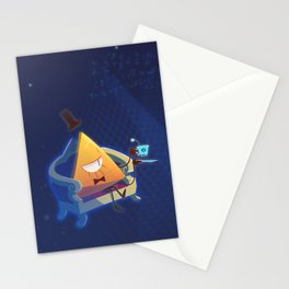 Bill Cipher [Gravity Falls] Stationery Cards