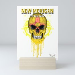 To The Core Collection: New Mexico Mini Art Print