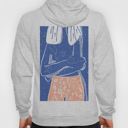 The Galaxy Inside Of Me Hoody