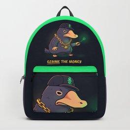 Gangsta Beast // Funny Niffler, Fantastic Beasts Backpack