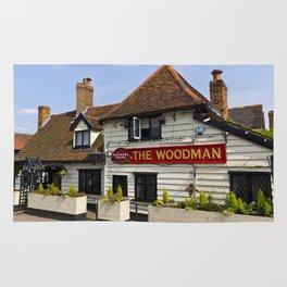 The Woodman Pub Rug