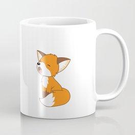 Cute Little Foxes Coffee Mug
