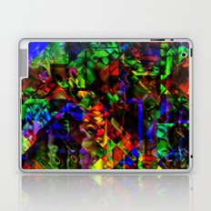 Android Abstract Tim Henderson Laptop & iPad Skin