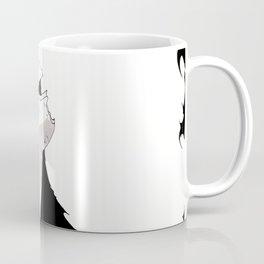 Shinigami Broken Mask Coffee Mug