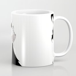 Shinigami Broken Mask Coffee Mug