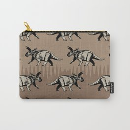 ChocoPaleo: Anchiceratops Carry-All Pouch