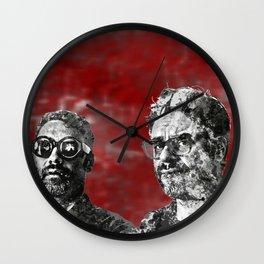 Inktober (Day 24) Wall Clock