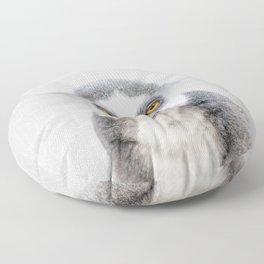 Lemur - Colorful Floor Pillow
