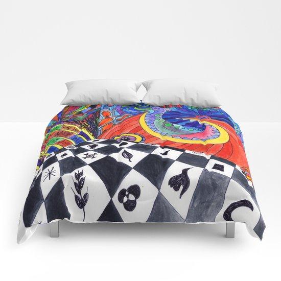 Fantasy Room Comforters