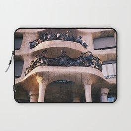 Casa Milá - La Pedrera BCN Laptop Sleeve