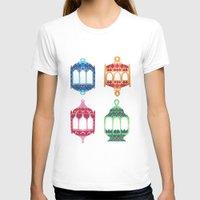 islam T-shirts featuring Fanous by haidishabrina