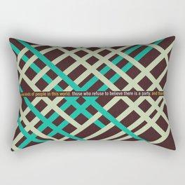 two kinds Rectangular Pillow