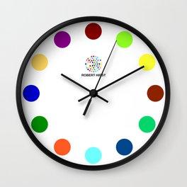 Robert Hirst Spot Clock 15 Wall Clock