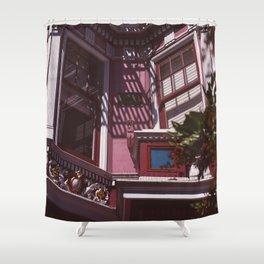 San Francisco VIII Shower Curtain