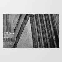 kris tate Area & Throw Rugs featuring Tate Modern by unaciertamirada