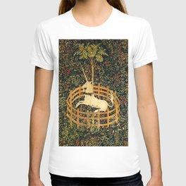 The Unicorn In Captivity Original T-shirt
