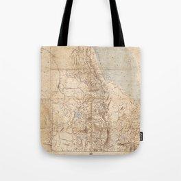 Eritrea 1896 Tote Bag