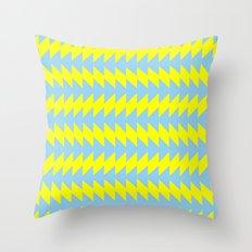 Van Zanen Yellow & Blue Throw Pillow