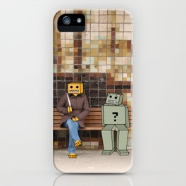 The Imposter iPhone Case