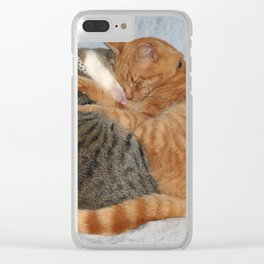 Ball of Cuteness Clear iPhone Case