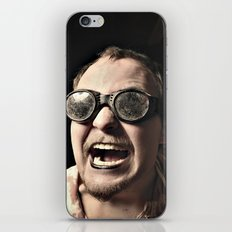 Dr. Cleaver iPhone & iPod Skin