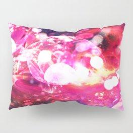 Space Flowers Pillow Sham