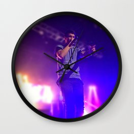 Just For Fun Tour - Cal Shapiro Wall Clock