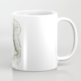 Earthworks at Fort Hill Coffee Mug