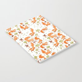 Little Foxes Notebook