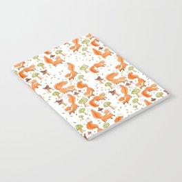 Little Foxes Notebook