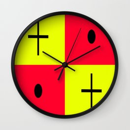 Perfección Wall Clock