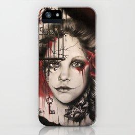 INNER DEMONS iPhone Case