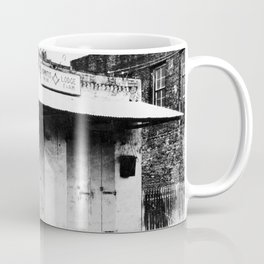 Masonic Hall, Hornitos, Mariposa County, CA 1925 Coffee Mug