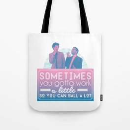 Ball A Lot Tote Bag