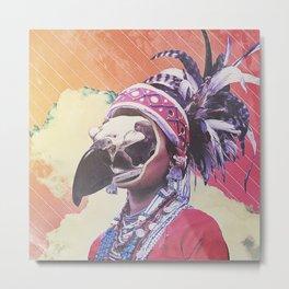 ladyhawk  Metal Print