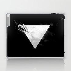 Abstract Triangle bw Laptop & iPad Skin