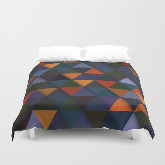 Abstract #285 Duvet Cover