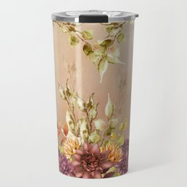 Autumn Color Collections Travel Mug