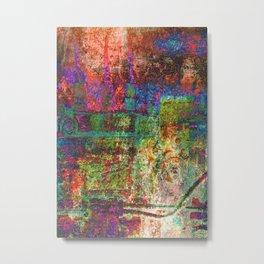 B-Abstract 05 Metal Print